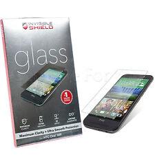 Original Unsichtbar Schild Clarity HD Glas Displayschutz For HTC One M9 Neu