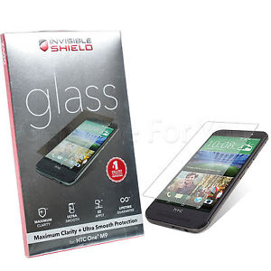 Genuine Invisible Shield Clarity HD Glass Screen Protector For HTC One M9 New