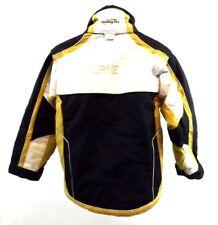 OBERMEYER KIDS Ski Suit Coat BLACK JACKET PANTS Down 10 L NYLON POLYESTER