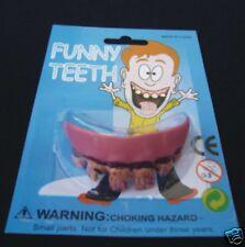 Funny Teeth - Scherz Zähne - Spass Gebiss !