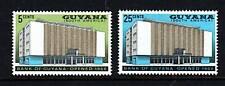 Guyana 1966 Bank of Guyana SG412/3 MNH