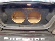 1997-2001 Honda PRELUDE Subwoofer Box Sub Enclosure by ZEnclosures