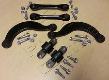 Para Ford Focus MK2 Hatchback Trasero Superior Brazos De Arrastre Bush Arbustos Montaje Pernos