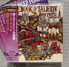Deep Purple ,  The Book Of Taliesyn  ( CD Paper Sleeve Japan )