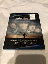 Saving Private Ryan [Blu-ray] Brand New Sealed! W/Slipcover!