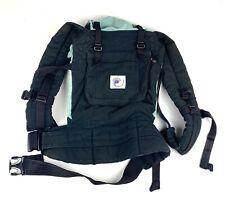 Ergo Baby Original Baby Carrier Black With Hood Cover