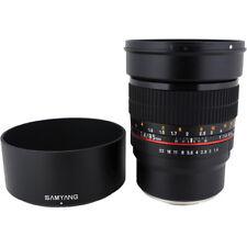NUOVO Samyang 85 mm f/1.4 Lente per UMC IF Sony E FE Mount - & 3 anni di garanzia