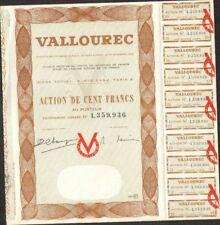VALLOUREC (U)