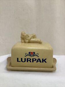 Vintage Lurpak Collectables Butter Dish VGC