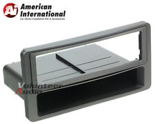Car Stereo Radio CD Player Dash Installation Mounting Kit Mount Trim Panel Bezel