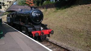 BR 8F steam loco sounds pre-loaded onto a Loksound V5 DCC Sound Decoder