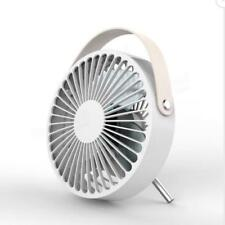 """Ventilateur Portable Mini USB électrique rechargeable pour ordinateur portable PC de refroidissement 5.5"""""""