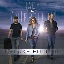 747 [Deluxe Edition] by Lady Antebellum (CD, Oct-2014, Decca)