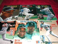 1994 Beckett Baseball Price Guides all 12 Issues in MT condition