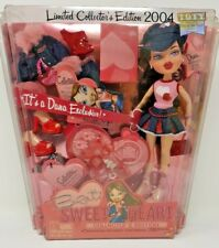 "BRATZ SWEET HEART LIMITED COLLECTOR'S EDITION 2004 ""DANA"" DOLL"