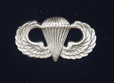 WW2 Reproduction US Airborne  Paratrooper Badge Pin - Clutch Back Jump Wings