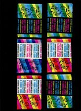 1976 TOPPS BASEBALL FUN PACKS LOT OF 10 (3 CARD PACKS ) *INV2994