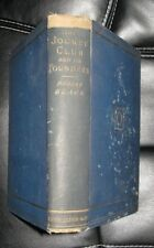 1891 The JOCKEY Club and Its Founders in 3 Periods Robert Black Horse Racing UK