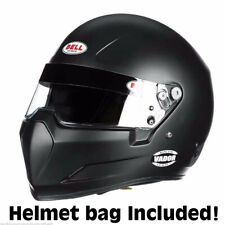 Bell Vador  Auto Racing Helmet  Large Black SA2015      +IN STOCK, SHIPS NOW+