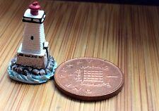 Tiny Faro Design 1, DOLL HOUSE miniatura, Ornamento scala 1.12