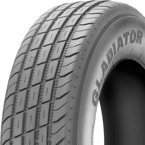 Tire Gladiator QR25-TS ST 235/80R16 Load F 12 Ply Trailer