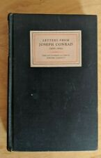 Letters from Joseph Conrad 1895-1924 (1928 1st Am ed)