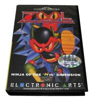 "Zool Ninja of the ""Nth"" Dimension Sega Mega Drive PAL *Complete*"