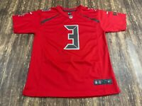 Jameis Winston Tampa Bay Buccaneers Nike Red NFL Football Jersey - Youth XL
