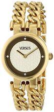 Versus by Versace Women's SGR040013 Berlin Japanese Quartz Gold Watch