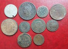 5) Lotto monete antiche da studio anche argento