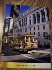 Disney San Francisco Postcard Disney Vacation Club
