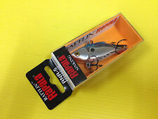 Rapala Rattlin' Rap RNR-5 CHB, Chrome Blue Color Lure, NIB.