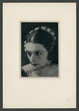 Man Ray Paris Foto Princess Maria Eristavi Shervashidze Dame Adel Georgien 1924!