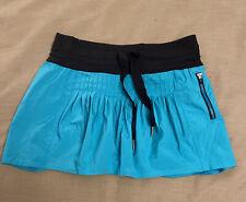 Lululemon Women's Pleated Running Tennis Skirt Skort 2