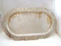 """Wilton Armetale ZIA Oval Platter 18 1/2"""" x 10 3/4"""""""