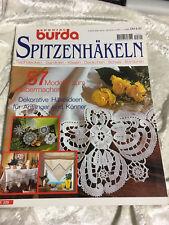 Burda Filethäkeln In Vintage Häkel Strick Anleitungen Günstig