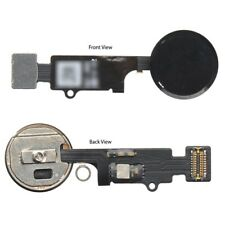 For iPhone 8 Plus Main Home Button Key Flex Cable Assembly Replacement Black