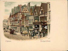 Chester. Eastgate Street Court Size Card # 262.