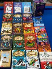 27 x Books. How to Train Your Dragon Set, Unbeatable Set, AdventureTime+More