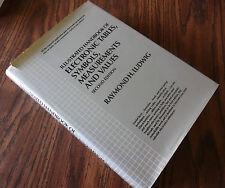 Illus. Handbook of Electronic Tables, Symbols, Measurements Raymond H. Ludwig