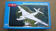Vickers Valiant Mk.I    1/144  Mikro-Mir # 144-003