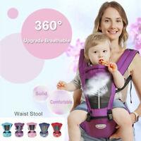 Newborn Baby Carrier Kids Toddler Waist Hip Seat Wrap Belt Sling Backpack Sling