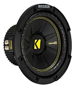 """Kicker CompC84 8 """" Woofer (CWCD84) 20 CM Subwoofer Free Air 400 Watt New"""