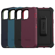 OtterBox for Apple iPhone 12 PRO MAX [Defender Series] Case Cover Belt Clip Toug