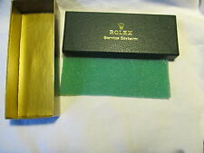 ROLEX SERVICE BOX    * COLLECTABLE ITEM *