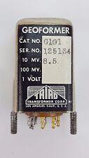 Vintage Triad G-101 Geoformer Input Transformer Military Low Frequency #2
