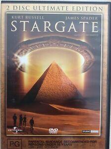 Stargate, Movie, Region 4