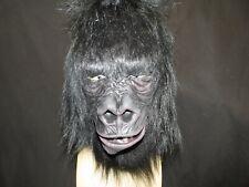 Gorilla Deluxe Full Head Mask By Zagone Studios USA, UK STOCKED
