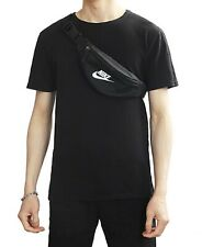 Nike Unisex Heritage Small Waist Bags Black Casual Run Hip Pack Bag CV8964-010