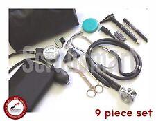 Beginner Nurse Student starter Kit - Stethoscope BP Otoscope Scissor +more NK-01